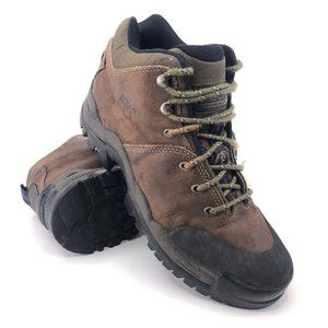 Timberland Performance ACT Leather Hiking Boots 9M